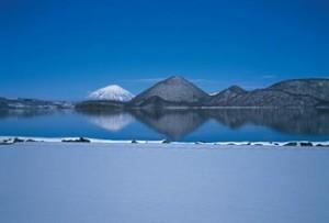 大自然を満喫ファミリーに大人気の洞爺湖