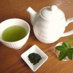 ニキビ対策には簡単緑茶洗顔