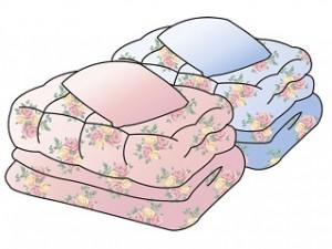 布団に潜むダニを簡単に退治する方法