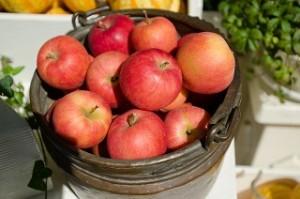 りんごで睡眠の質がアップ ぐっすり眠れるその訳は