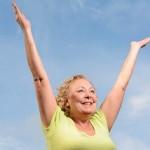 簡単すぎる!深呼吸ダイエットの脂肪燃焼効果