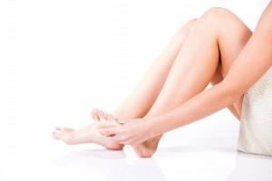 足が痛い!しもやけの原因と予防法