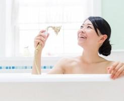 むっちゃお手軽なシャワーダイエット法