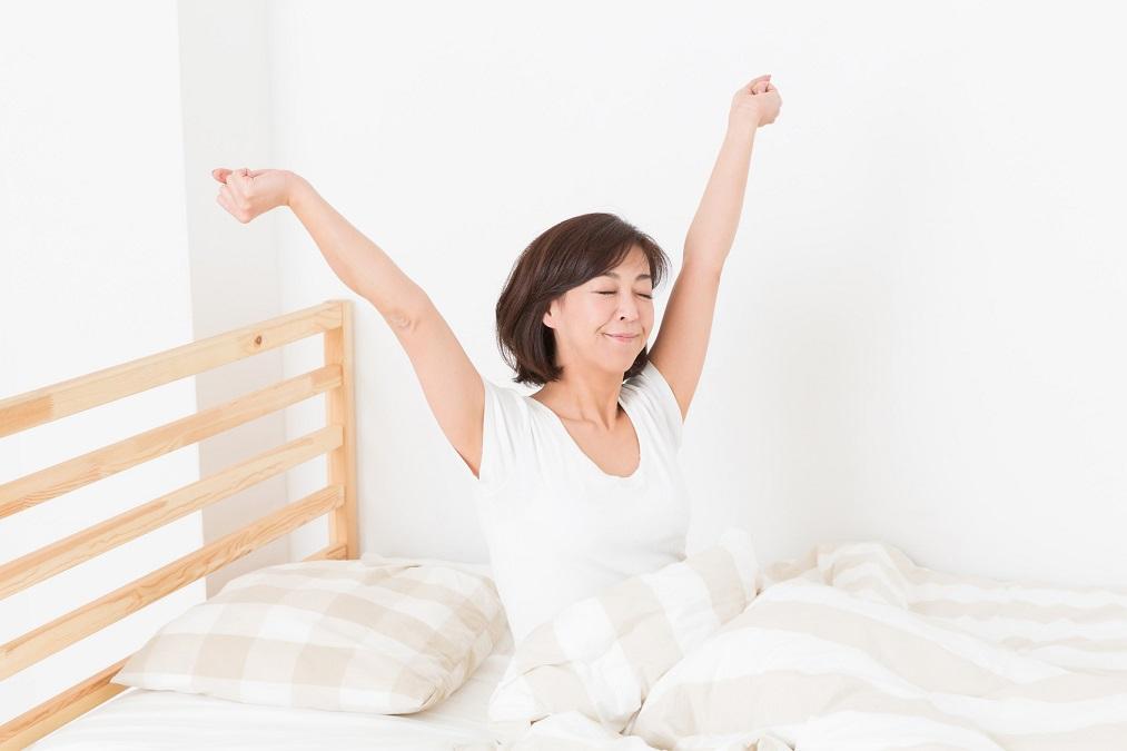 質の良い睡眠で美容効果をアップ!睡眠前のストレッチ 5選