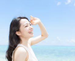 【目指せ色白肌】日焼け跡ができるメカニズムと消す方法